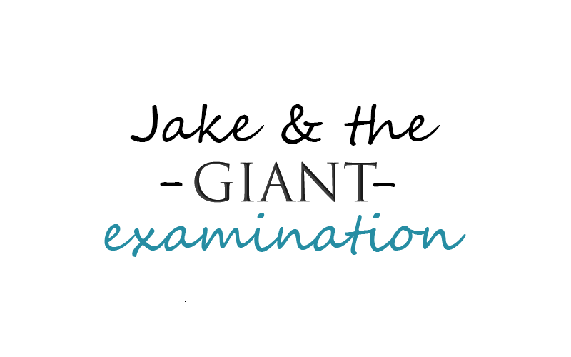 Jake and the Giant Examination