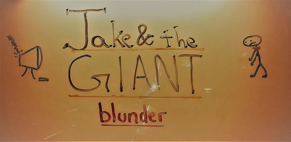 Jake and the Giant Blunder